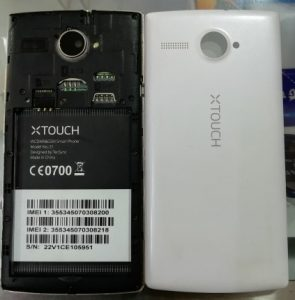 Xtouch E1 Flash FIle Firmware Download
