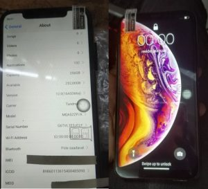 iPhone Clone XS Max Flash File Firmware Download