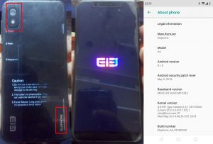 Elephone A4 Flash File Firmware Download