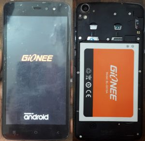 Gionee P6 Flash File Firmware Download