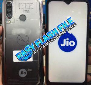 Jio J8 Flash File Firmware Download