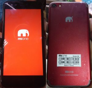 Mione X9 Flash File Firmware All Version Download