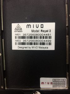 Mivo Royal 2 Flash File Firmware Download