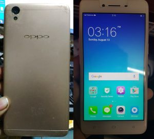 OPPO A37F Emmc Dump File Dead Boot Repair Firmware