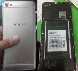 OPPO Clone V9 Flash File Firmware Download