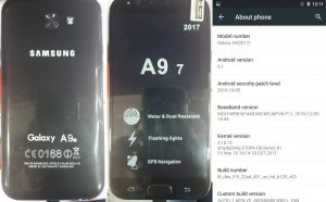 Samsung Clone A9 7 Flash File
