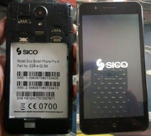 Sico Smart Phone Pro 4 Flash File Firmware Download