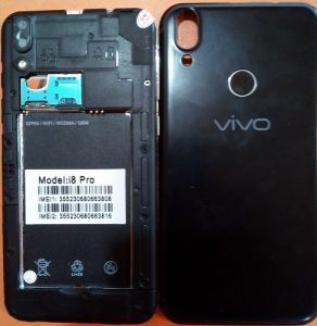 Vivo Clone i8 Pro Flash File Firmware Download