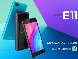 Walton Primo E11 Flash File Firmware Download