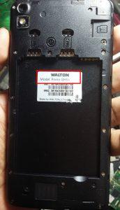 Walton Primo GH5+ Flash File Firmware Download