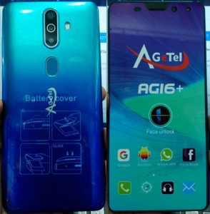 Agetel AG16+ Plus Flash File Firmware Download