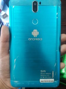 SYH W6000 Tab Flash File Firmware Download