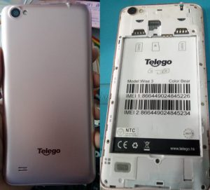 Telego Wise 3 Flash File Firmware Download