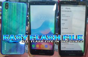 Haixu Star Flash File
