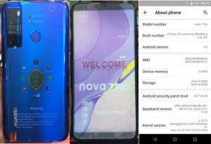 Huawei Clone Nova 7 Pro Flash File