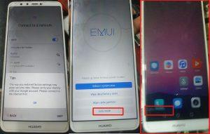 Huawei FLA-LX1 FRP Reset