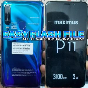 Maximus P11 Flash File