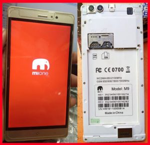 Mione M9 Flash File Firmware Download