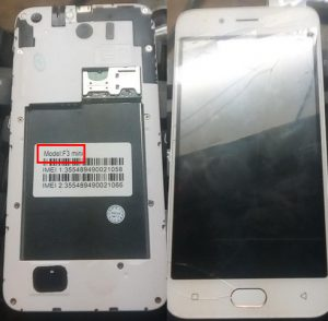 OPPO Clone F3 Mini Flash File Firmware