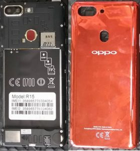 OPPO Clone R15 Flash File Firmware Download