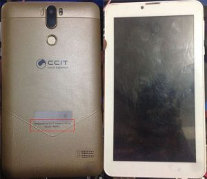 CCIT A80W Tab Flash File Firmware Download