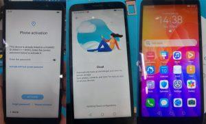 Huawei DRA-LX9 Huawei ID Remove File & Solution