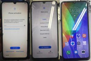 Huawei MED-LX9 Huawei ID Remove File