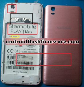 Star Mobile Play Max Flash File Firmware