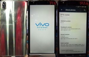 Vivo Clone V11i Flash File