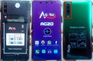 Agetel AG20 Flash File