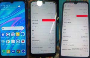 Huawei AMN-LX9 Flash File