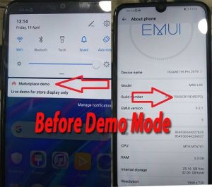 HUAWEI MRD-L22 DEMO Remove Solution