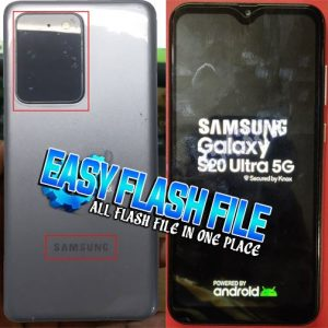 Samsung Clone S20 Ultra Flash File