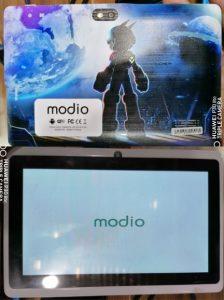 Modio M1 Flash File