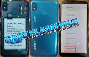 Symphony i67 Flash file