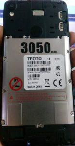 Tecno F4 Flash File