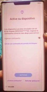 Huawei Lio-L29 Huawei ID Remove Service