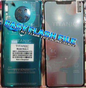 Titanic Note 4 Flash File