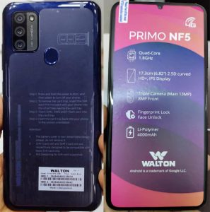 Walton Primo NF5 Flash File