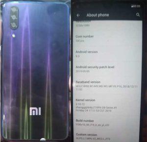 Mi Clone Redmi 7 Pro Flash File