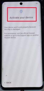 Huawei ANG-AN00 Huawei Id Remove Service