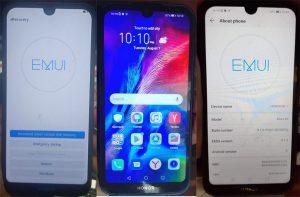 Huawei KSA-LX9 Flash File
