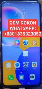 Huawei Y9a FRL-L22 Unlock